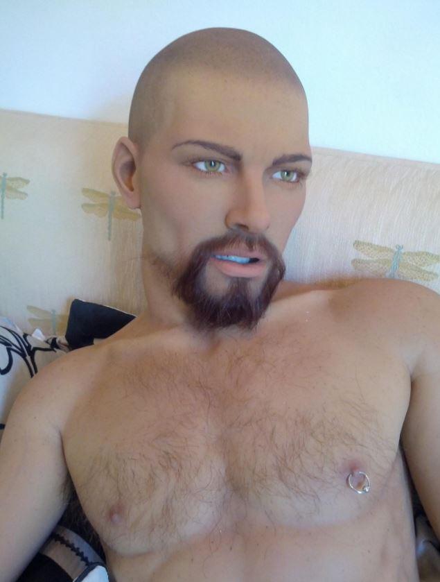 Секс куклы мужчины фото