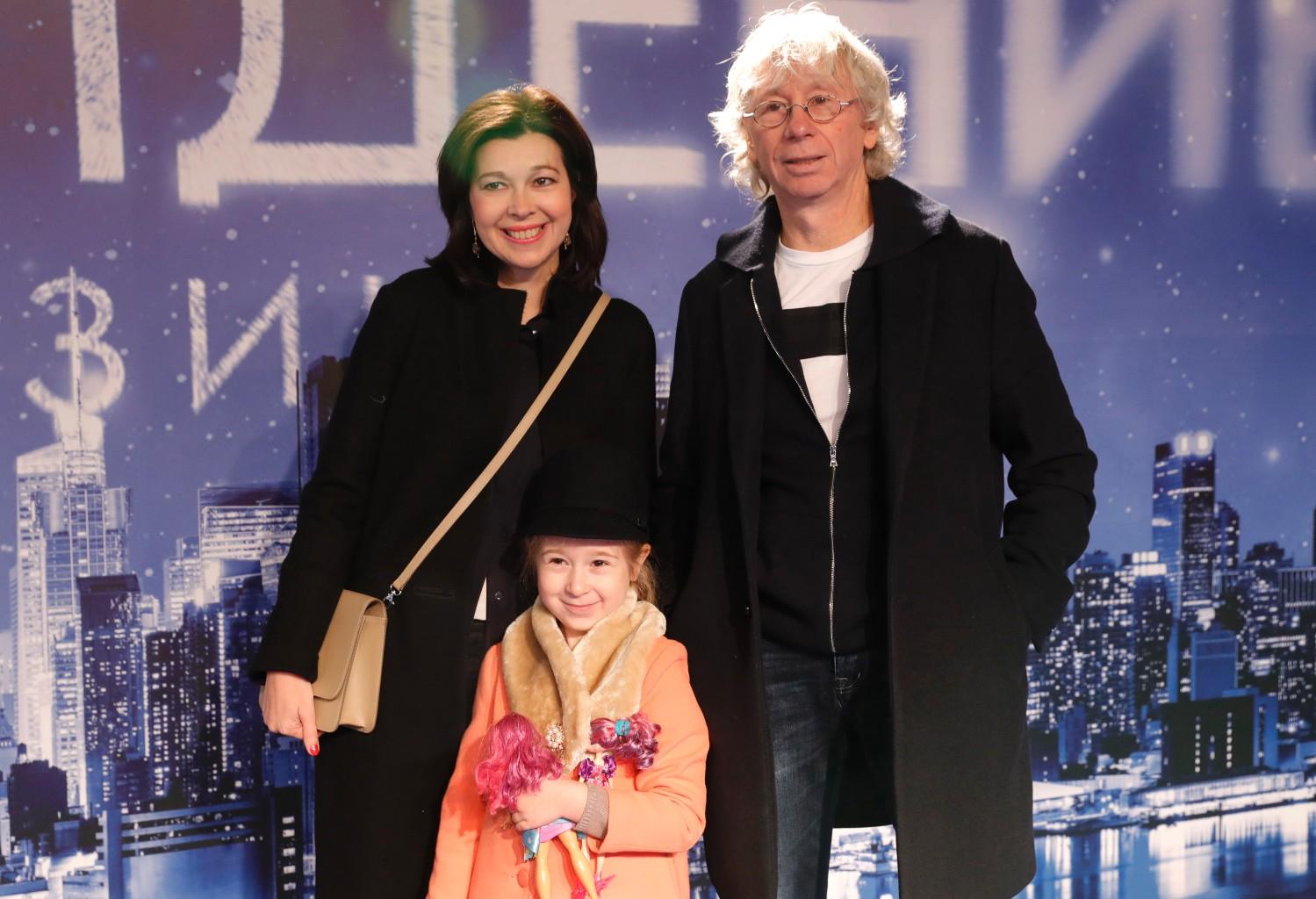 Аркадий укупник с женой и детьми фото