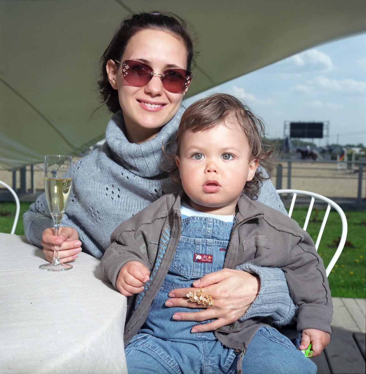 Климова и петренко фото детей