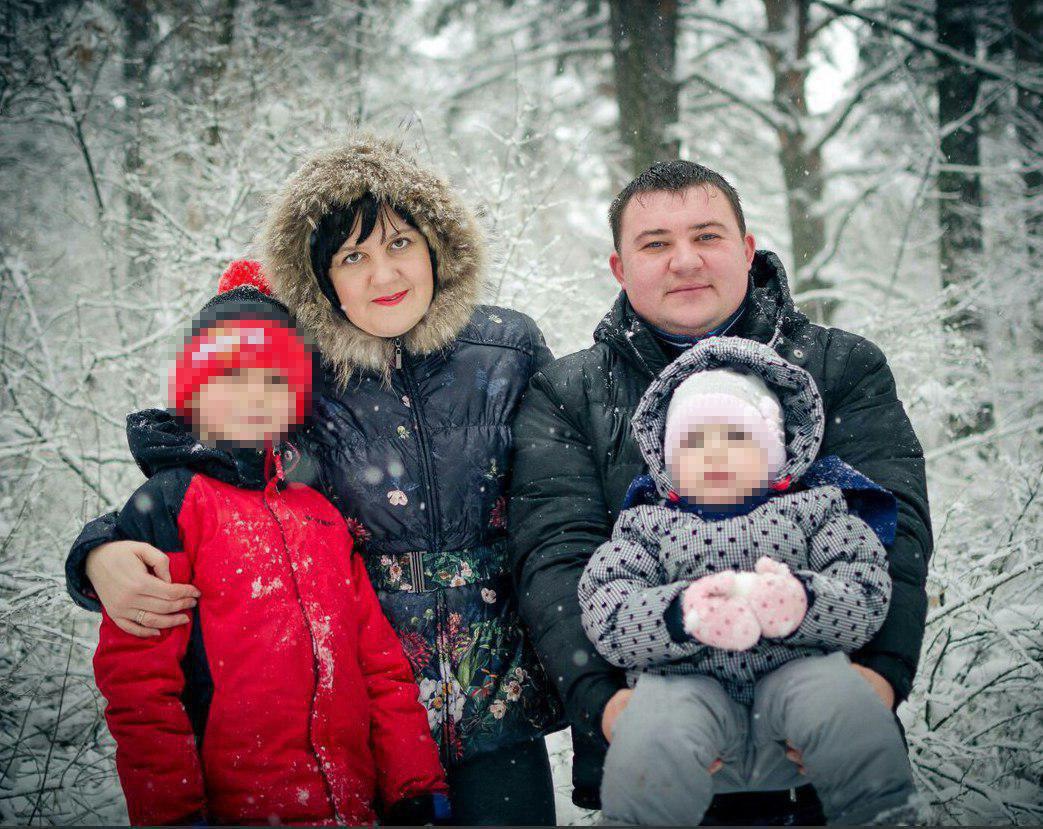 Серёга жена и дети фото