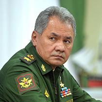 Сергей Кужегетович Шойгу