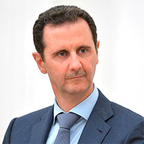 Башар Хафез  Асад