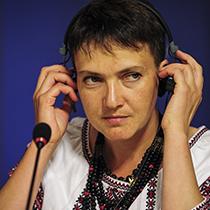 Надежда  Викторовна Савченко