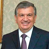 Шавкат Миромонович Мирзиеев