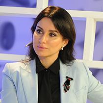 Тина Гивиевна Канделаки