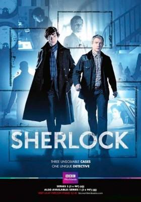Шерлок – 2 сезон