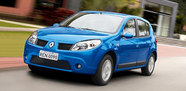 Renault готовит новую модель