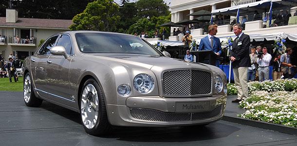 Дизайнеры изуродовали Bentley