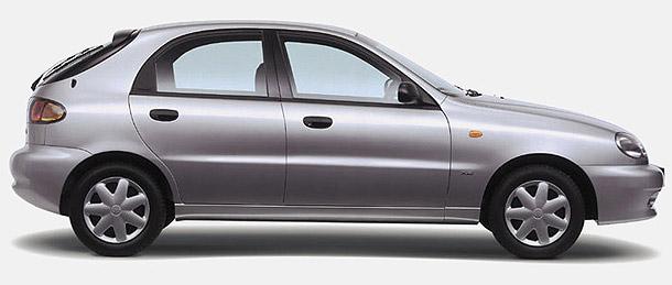 Новая модификация дешевого авто