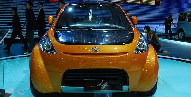 Китай показал самое дешевое авто