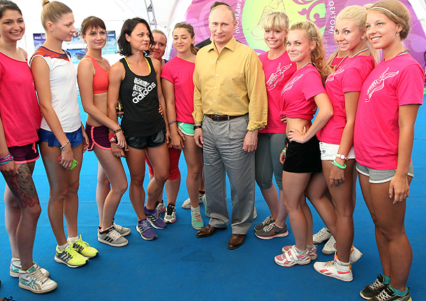Путин раскрыл свои планы