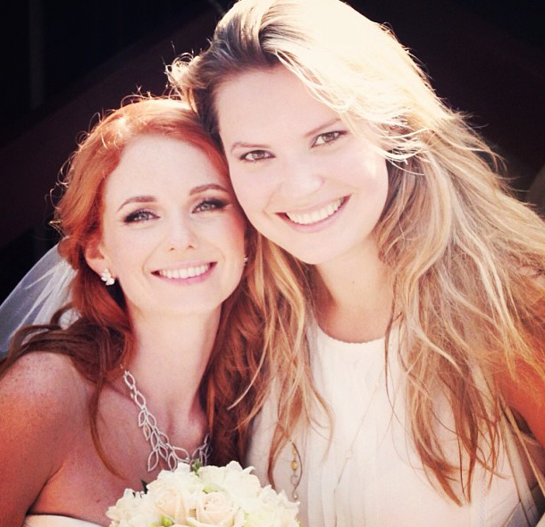 Лена Катина и Катя Жаркова. Фото: instagram.com @lena_katina