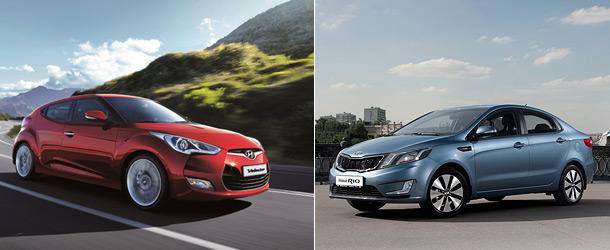 Hyundai и Kia отзывают автомобили
