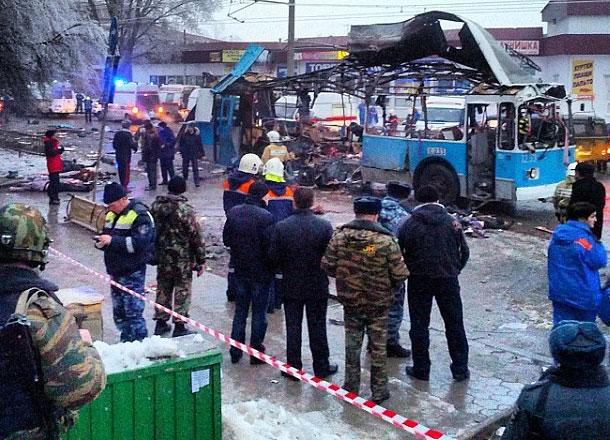 В Волгограде новый теракт