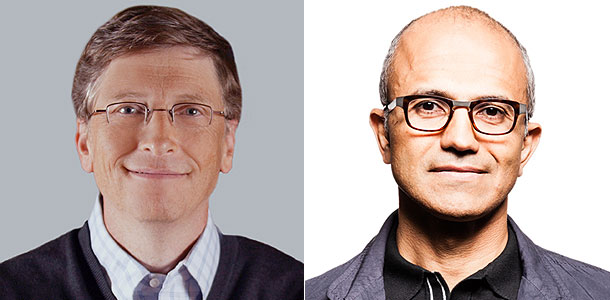 Microsoft нашел замену Гейтсу