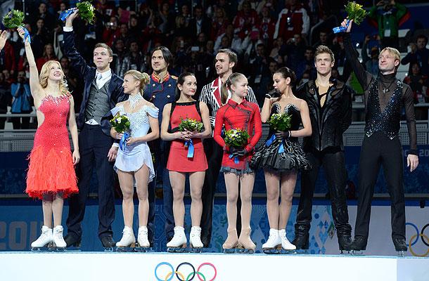 10 россиян выиграли Олимпиаду