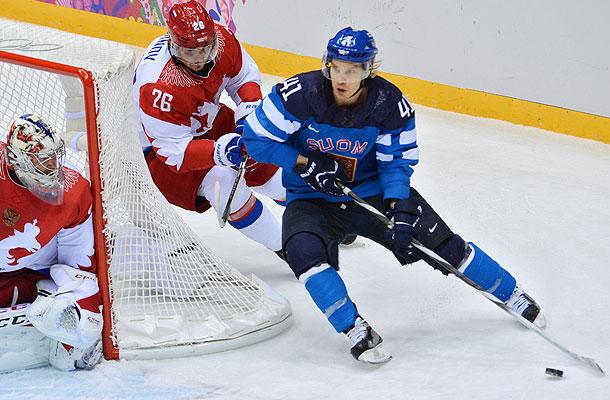 Канадец убил сборную России