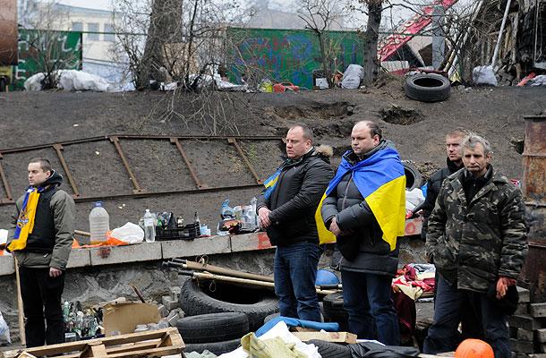 Москва отложила кредит Украине