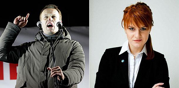 Навальный внедряет Бутину в ОП