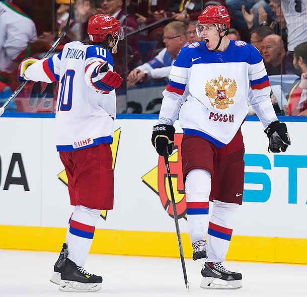 Россия выиграла чемпионат мира