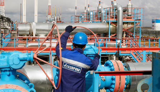 Киеву предложили перекрыть газ