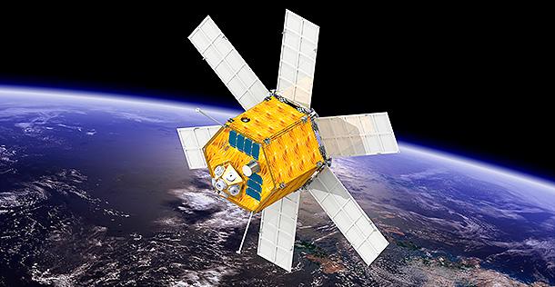 Первый частный спутник заработал