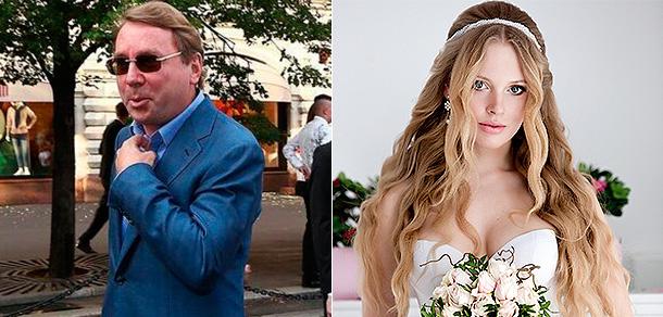 55-летний помощник Путина женился на 25-летней