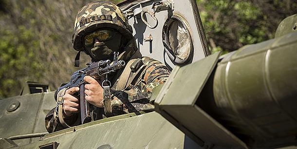 В Славянске расстреляли матерей ополченцев