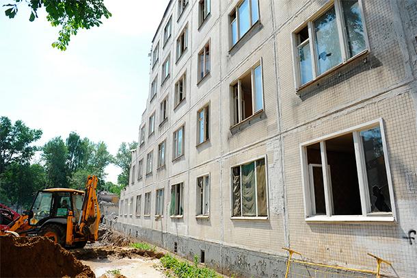 Дома построят за счет жильцов