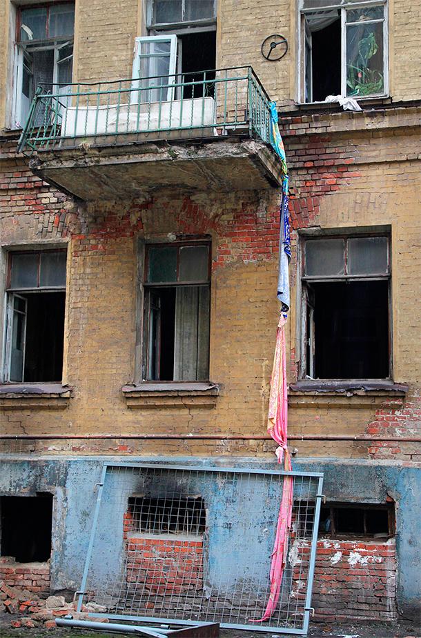 Аварийное жилье выставят напоказ