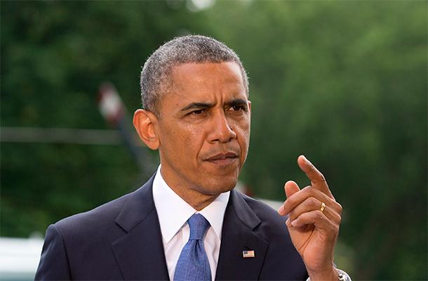Как Обама врет о крушении Boeing