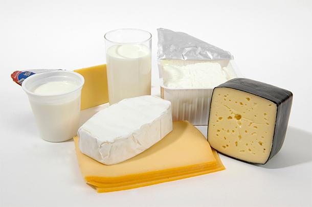 Россия запретила молоко Украины