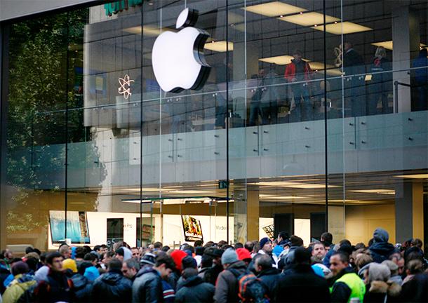 Названа дата продаж iPhone 6