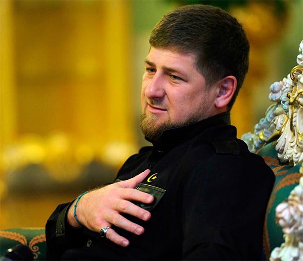 Кадыров попал под санкции Швейцарии
