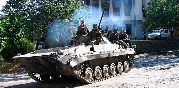 Годовщина грузинской агрессии