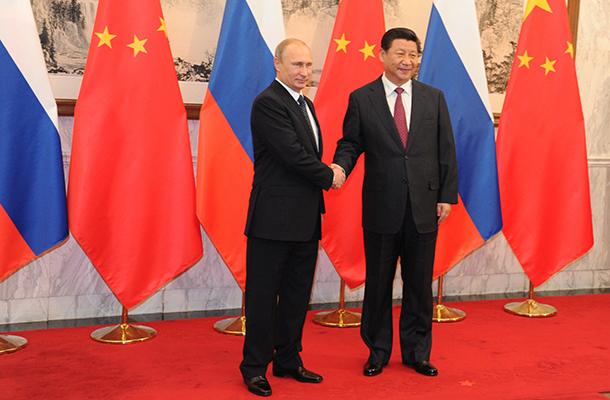 Владимир Путин и Си Цзиньпин. Фото: Михаил Климентьев/ТАСС