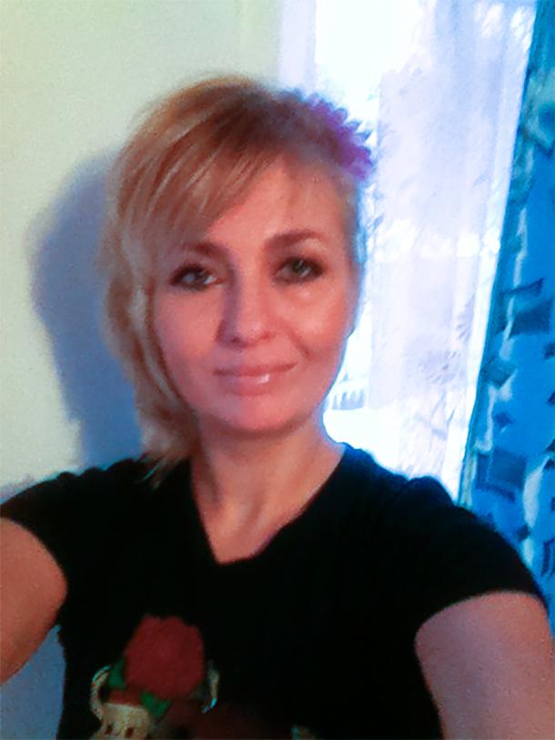 Ангелина Боня. Фото: vk.com/a.bonya77