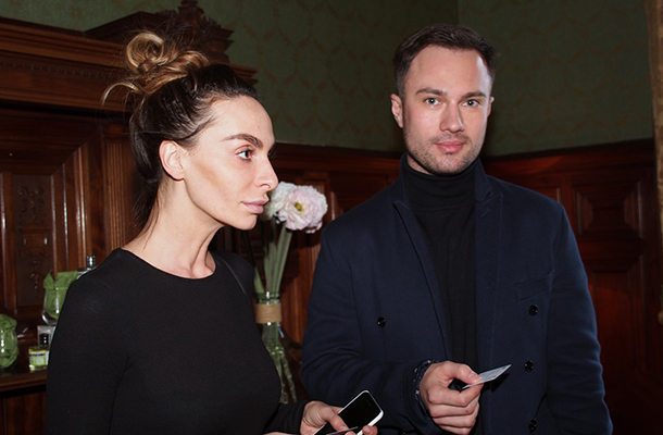 Екатерина Варнава и Евгений Бороденко. Фото: