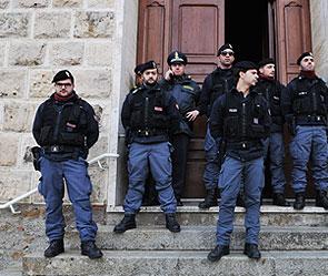 В Италии арестованы десятки мафиози