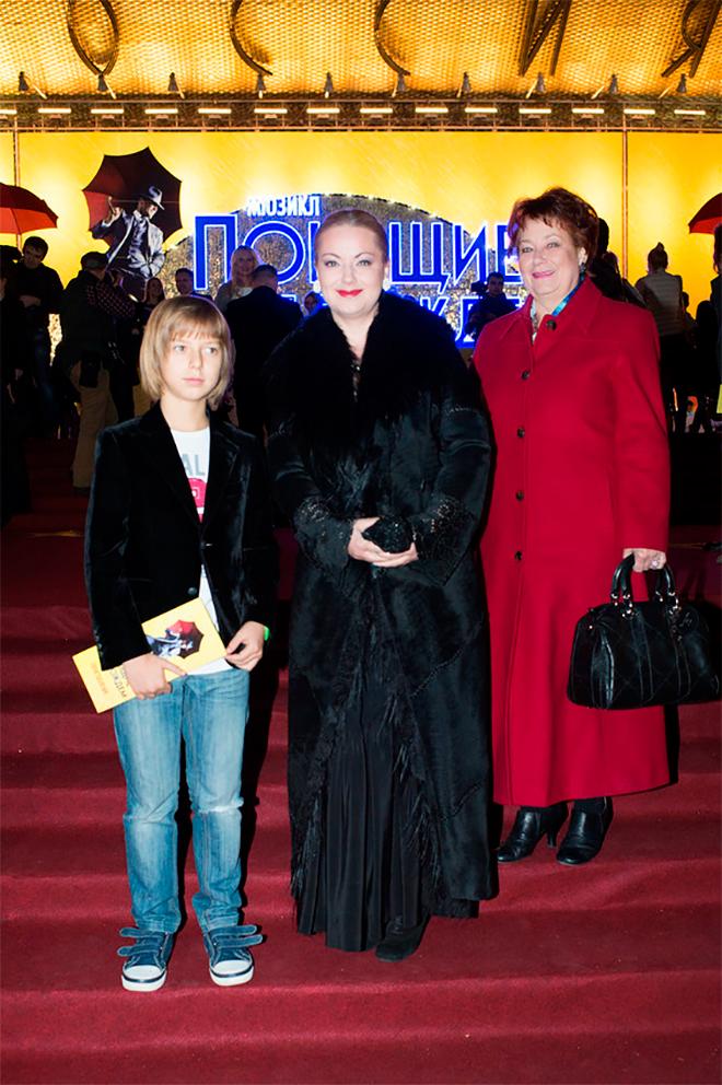 Фото светская хроника – Лиза Мелина и Юрий Богомаз