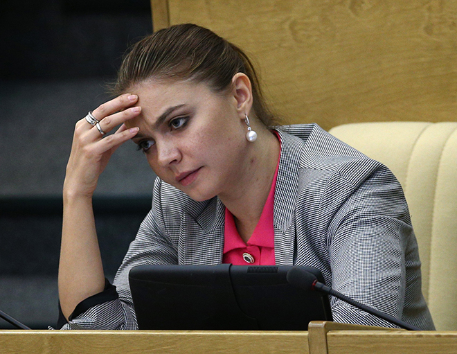 Алина Кабаева. Фото: Станислав Красильников/ТАСС