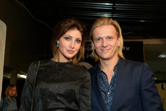 Анастасия Макеева и Глеб Матвейчук. Фото: GLOBAL LOOK press/Anatoly Lomokhov