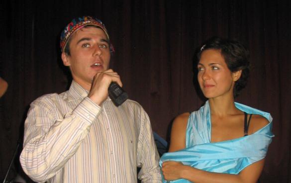 Игорь Петренко и Екатерина Климова. Фото: GLOBAL LOOK press/Yulia Kapishnikova