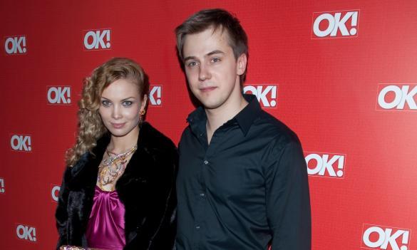 Татьяна Арнтгольц и Иван Жидков. Фото: GLOBAL LOOK press\Alexei Molchanovskiy