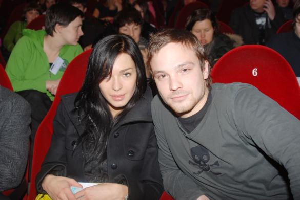 Алексей Чадов и Агния Дитковските. Фото: GLOBAL LOOK press\Grigirii Goryachev
