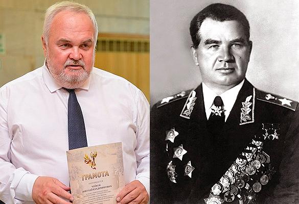 Николай и Василий Чуйковы. Фото из архива Дней.Ру