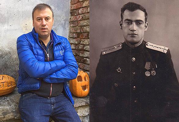 Никита и Владимир Степановы. Фото из архивов Дней.Ру