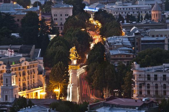 Как устроить незабываемые выходные в Тбилиси