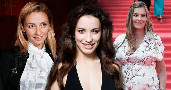 Татьяна Навка, Виктория Дайнеко и Елизавета Шевыркова. Фото: Дни.Ру