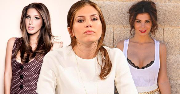 Кети Топурия, Дарья Жукова и Анна Седокова. Фото: Дни.Ру